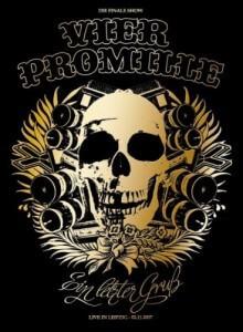 Album-Cover: 4 Promille - Ein letzter Gruß