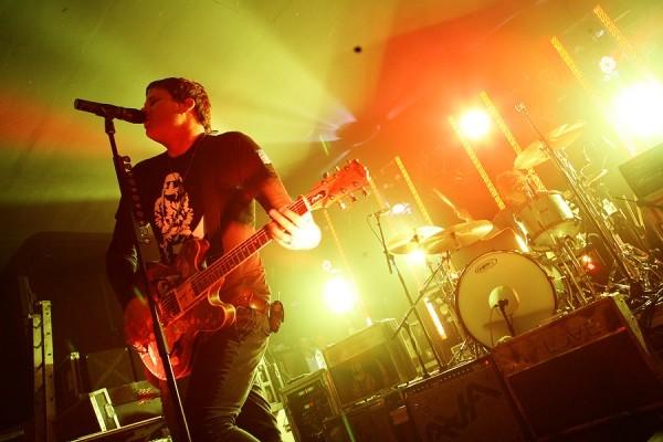 Interview mit Tom DeLonge zur Angels and Airwaves LOVE European Tour 2012