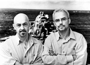 , Comedy-Duo BADESALZ – Henni Nachtsheim und Gerd Knebel im Interview (2012)