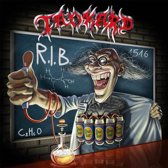 """, Tankard enthüllen Cover-Artwork und Tracklist von """"R.I.B."""""""