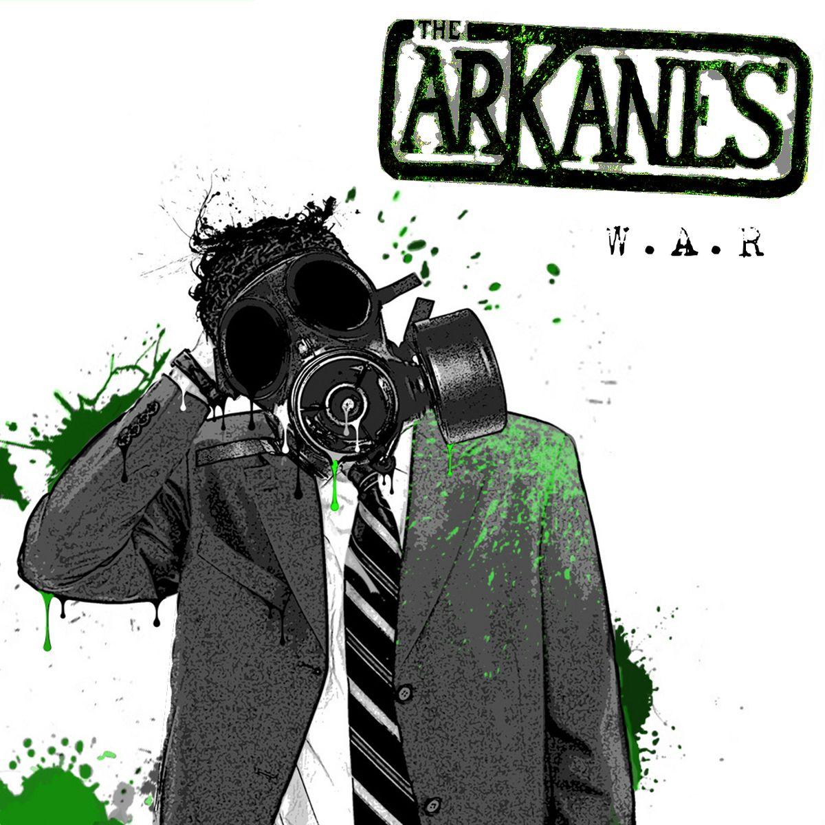 , The Arkanes: Vier Jungs aus Liverpool auf Deutschland-Tour