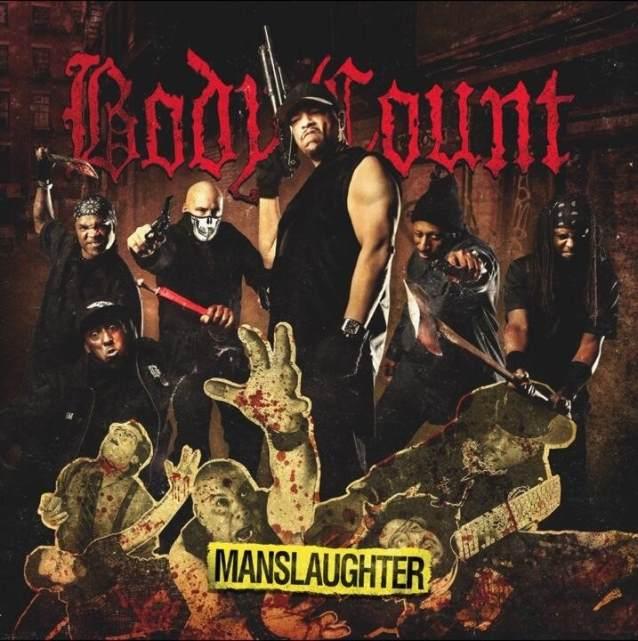 ICE-T liefert Hörprobe zum BODY COUNT Album 'Manslaughter'