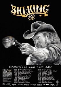 "Ski King: Details zum neuen Album ""Sketchbook III – New Horizons"""