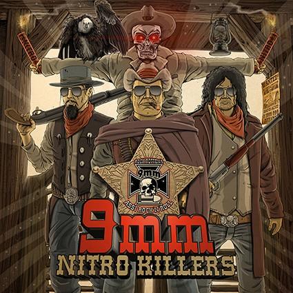 , 9mm: News zum Album 'Nitro Killers' und Tour 2015