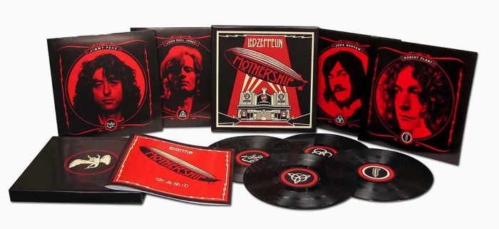""", Led Zeppelin: """"Then and Now"""" Radio Special"""
