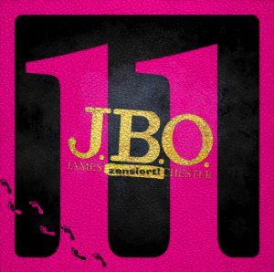 JBO 11 Elf Album-Cover (2016)