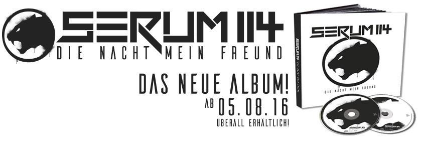 Serum 114 im Pressure-Interview zum Album 'Die Nacht mein Freund'