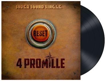 4 Promille setzen alles auf Anfang mit neuen Songs auf Vinyl