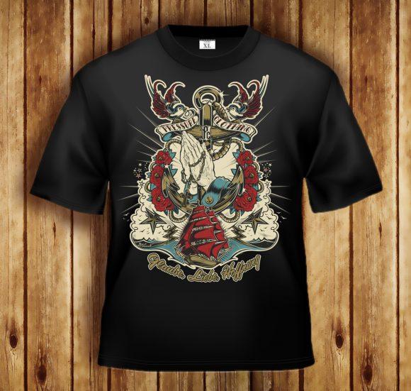 pressure-clothing_glaubeliebehoffnung-shirt