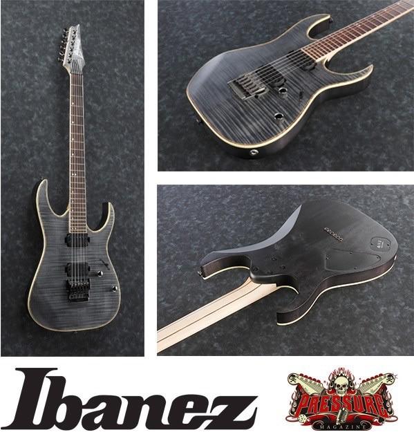 IBANEZ E-Gitarre gewinnen bei Pressure Magazine