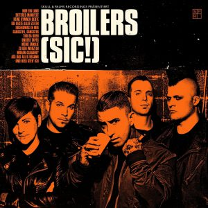 , So und nicht anders wird das BROILERS Album (sic!)