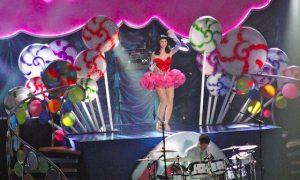 Katy Perry auf Welttournee 2017/2018