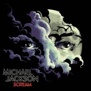Albumcover Michael Jackson Scream album 2017