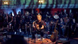, Peter Maffay im MTV Unplugged-Format auf CD und DVD