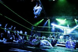 Sex, Gewalt und Rock´n´Roll: Der Rock'n'Roll Wrestling Bash ist zurück!