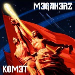Megaherz album cover Komet