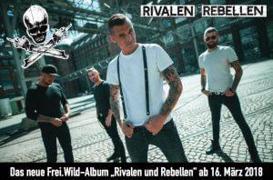""", Philipp Burger im Interview zum Frei.Wild-Album """"Rivalen und Rebellen"""""""