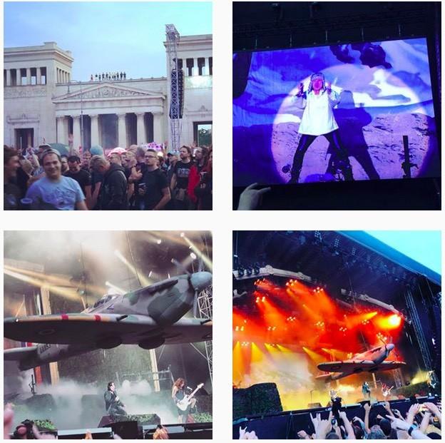 So war das ROCKAVARIA 2018 am Königsplatz – mit Konzertfotos und Videos
