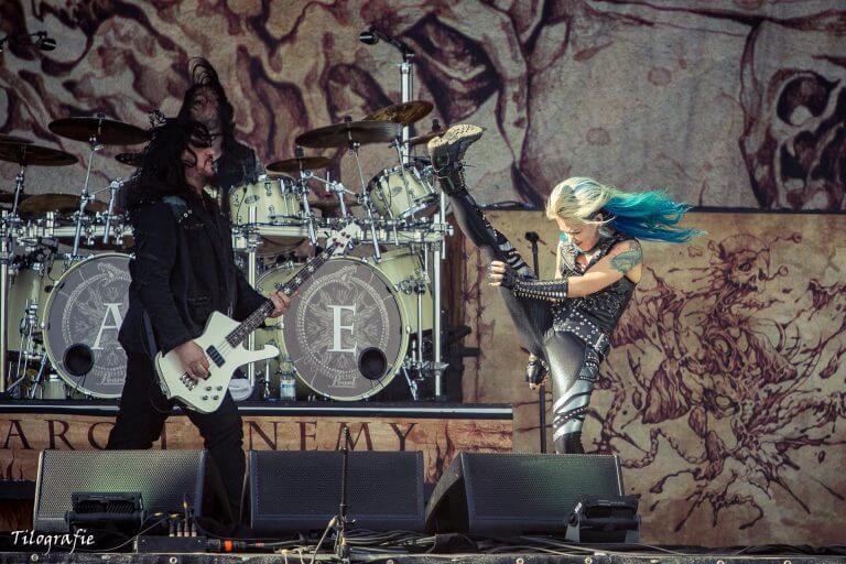 Matapaloz 2018 Fotos und Bericht: 80.000 Rockfans bringen Leipzig zum beben