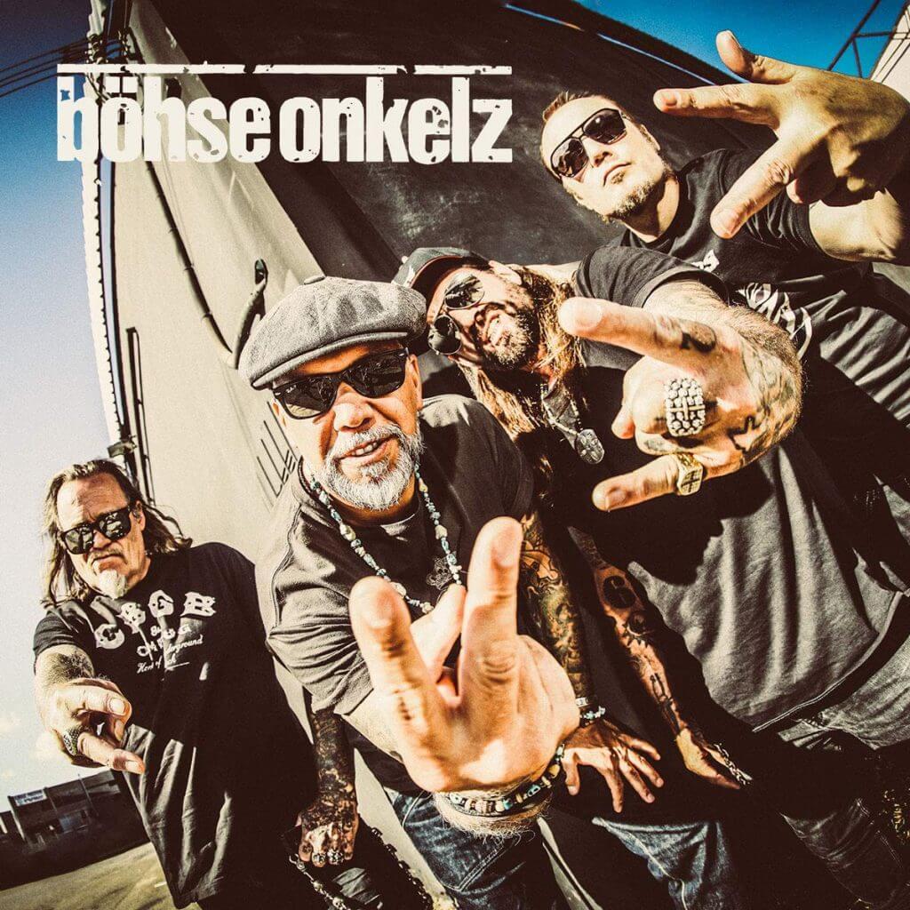, Böhse Onkelz – Tracklist zum neuen Album enthüllt!