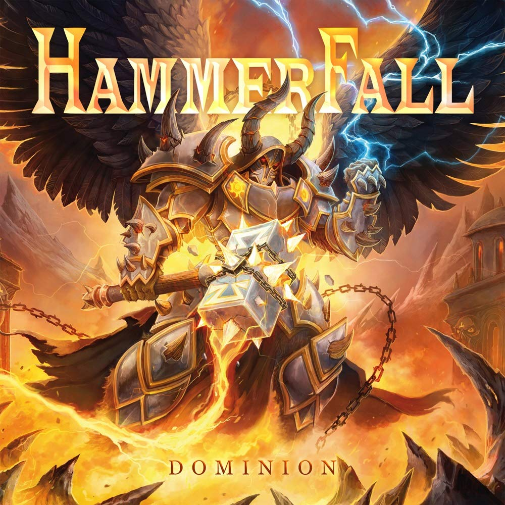 HAMMERFALL – World Dominion Tour 2020